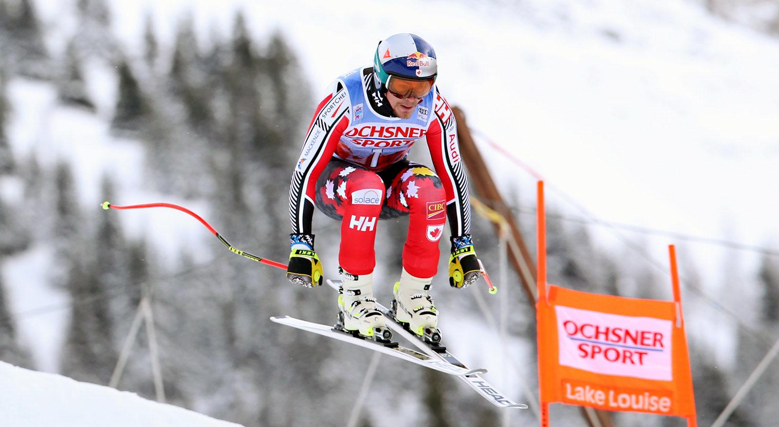 Erik Guay - POW Athlete