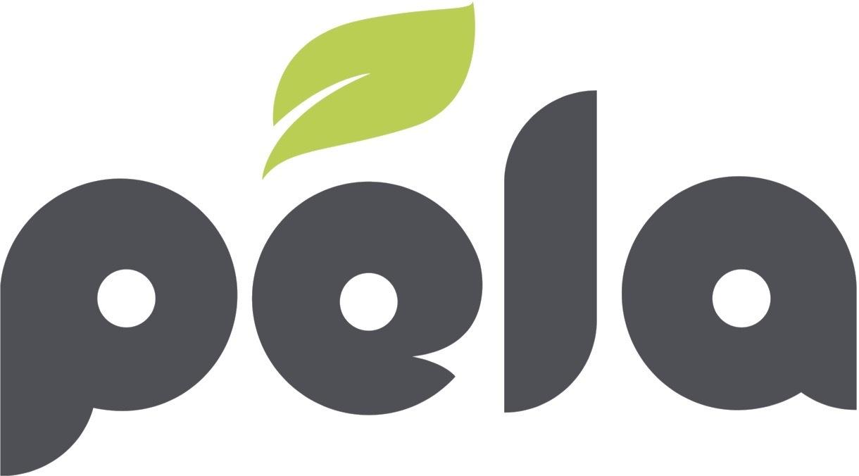 Official Pela Logo Clear